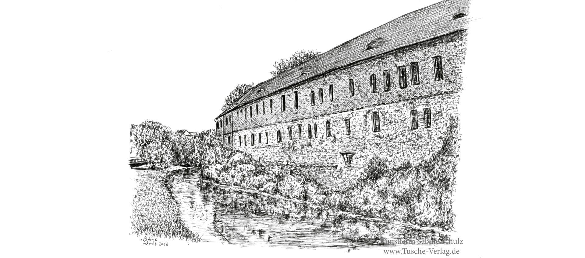 Neue Residenz, Halle (Saale), Sabine Schulz