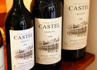 Los vinos de Domaine du Castel se exportan en su mayoría a los Estados Unidos