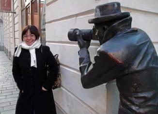 Paparazzi de la calle Radnicna
