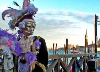 Carnaval de Venecia, Italia