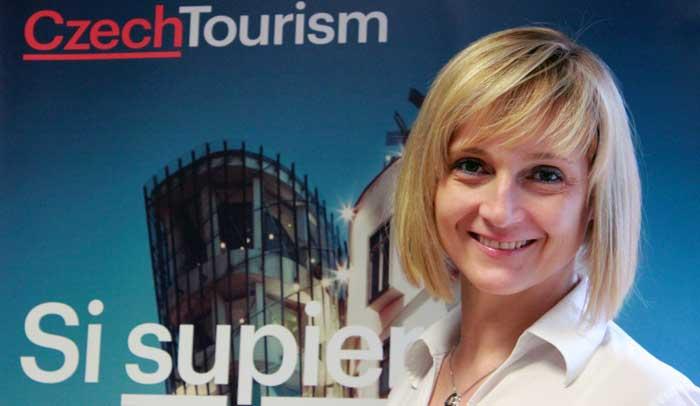 Entrevista a Marketa Leheckova, directora de CzechTourism en España