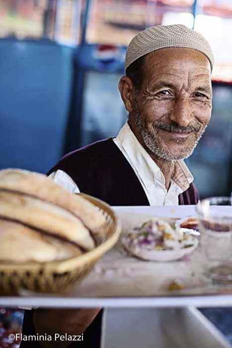 Los rostros de los marroquíes reflejan amabilidad