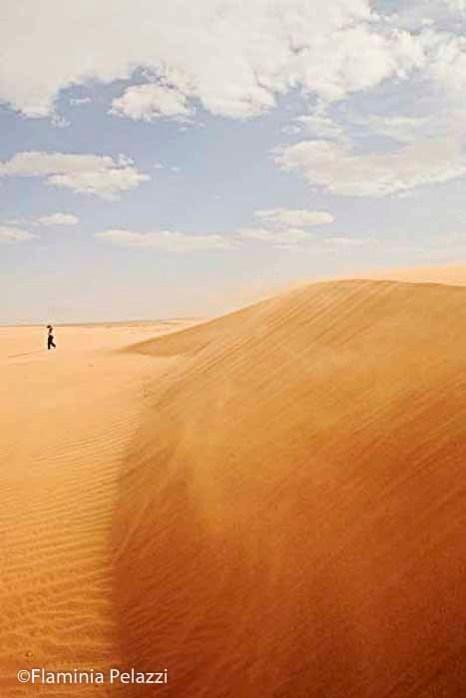 Dunas del Gran Sáhara
