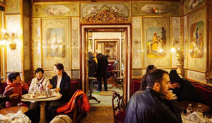 Caffè Florian © Flaminia Pelazzi
