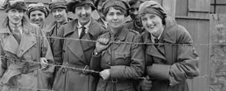 Mujeres en la Primera Guerra Mundial