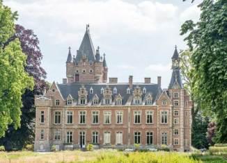 Castillo de Louvignies ® www.mohamedsamahi.be