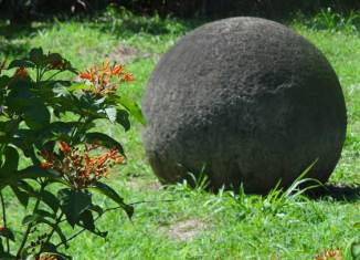 El conjunto de las Esferas de Piedras del Diquís de Costa Rica declarados Patrimonio de la Humanidad por la UNESCO