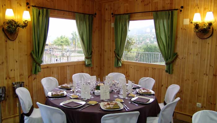 Restaurante Els Ceps