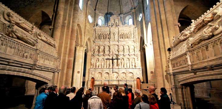 Iglesia del Monasterio de Poblet