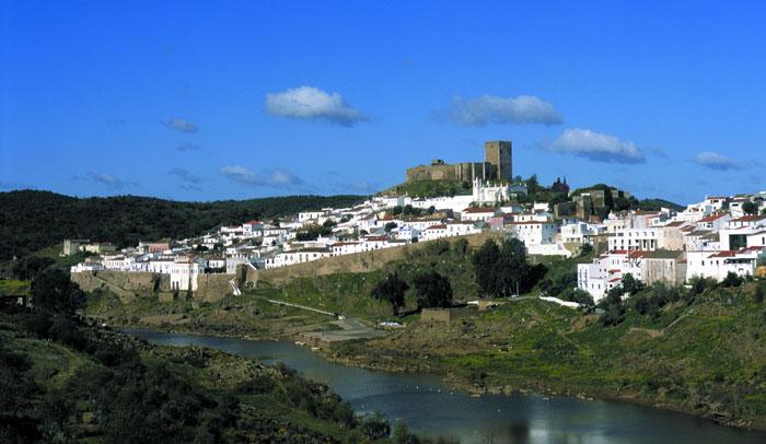 Castillo de Mértola