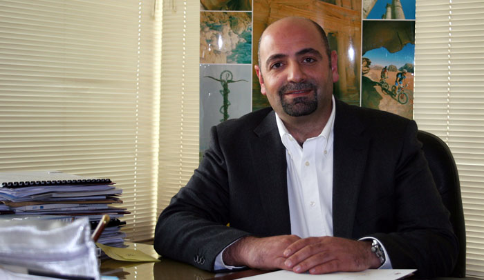 Abed Al Razzaq Arabiyat, director de Jordan Tourist Board