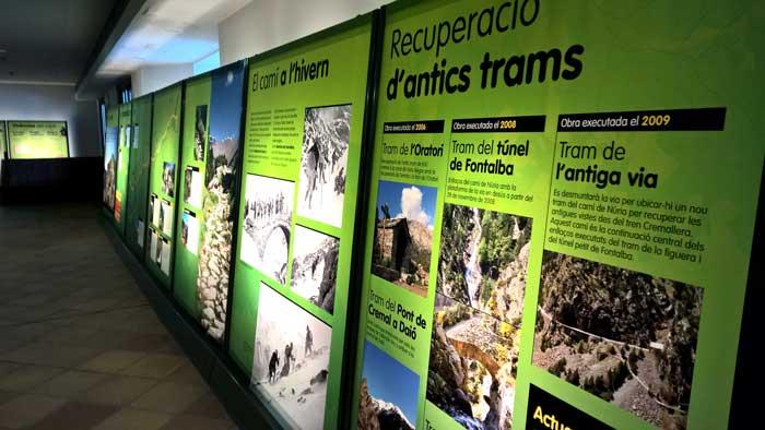 Exposición Vall de Núria