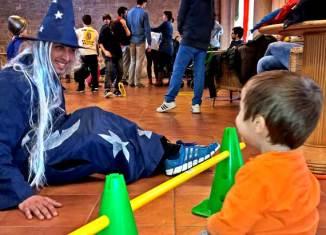 Actividades lúdicas en el Vilar Rural de Cardona