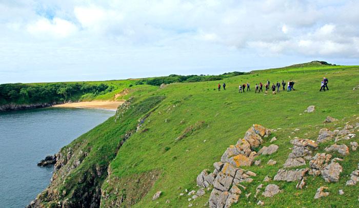Parque nacional de la costa de Pembrokeshire