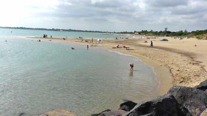 Playas de Cap d'Agde