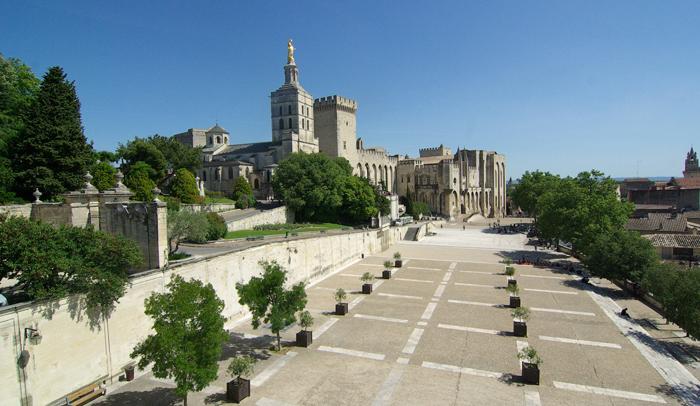 Palacio Papal ® Avignon Tourisme C.Rodde