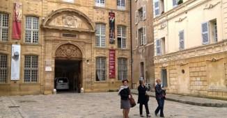 Patrimonio barroco de Aix en Provence