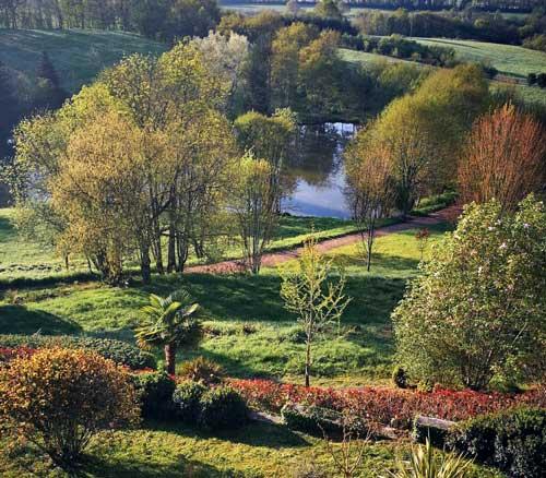 Paisajes del Périgord Verde