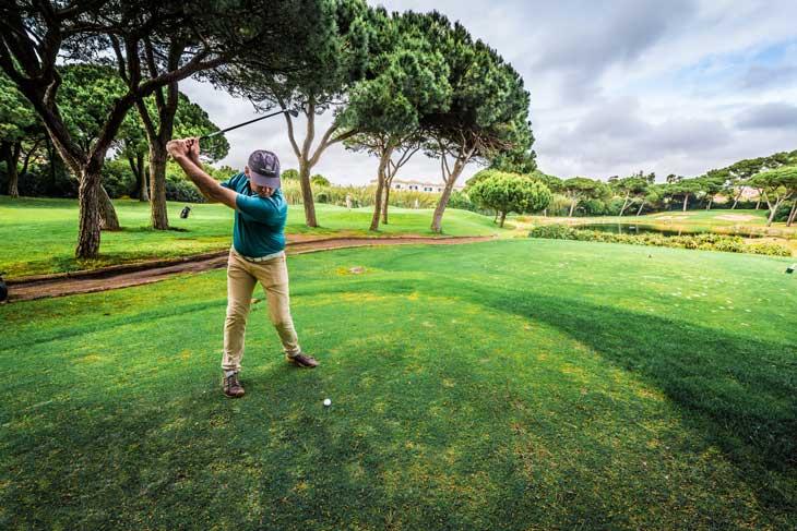 Golf en Cascais © Aníbal Trejo