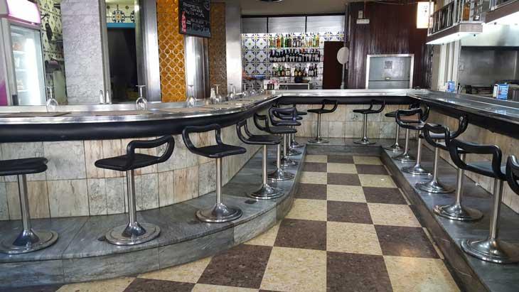 Bar-restaurante Cosmos