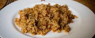Meloso de rabo de toro, una de las especialidades de L'Arrosseria Xàtiva