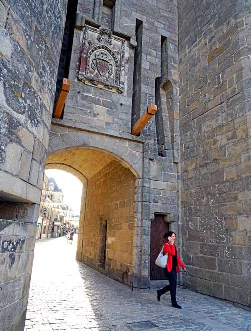Guérande, la Carcassonne del oeste de Francia