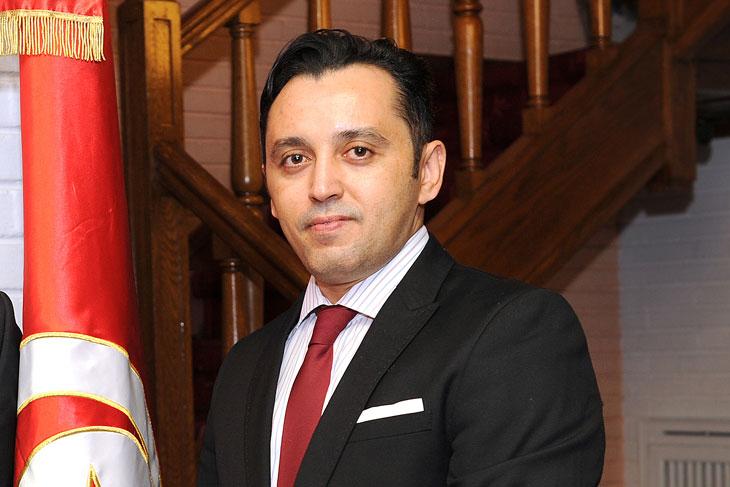 Rami Jebali, director de la oficina de turismo de Túnez para España y Portugal