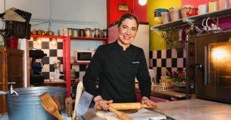 Ada Parellada, propietaria de Semproniana. Foto Raúl Mellado.