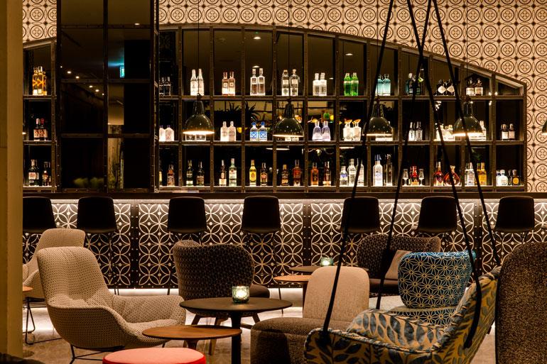 One Lounge & Bar de Motel One Barcelona-Ciutadella