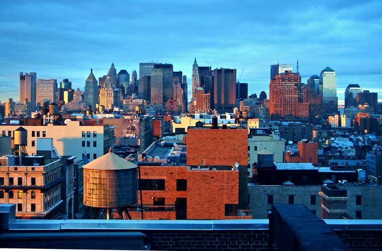 Vistas de Midtown