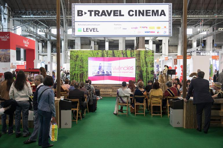 B-Travel Cinema también estará presente en 2019