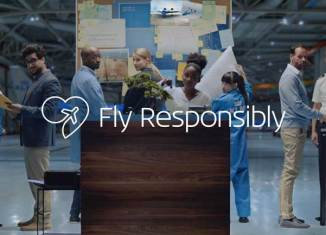Fly Responsibily, el futuro sostenible de KLM