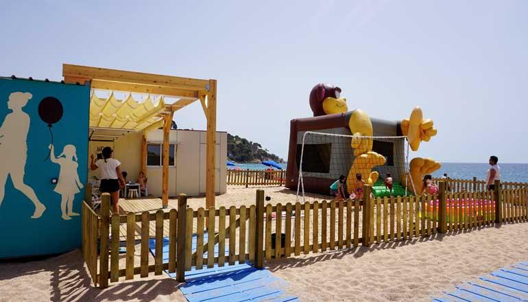 Miniclub playa de Lloret