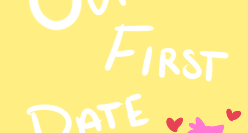 Our first… date?