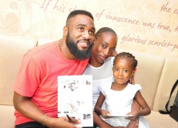 Pictures from Tush Magazine's Meet & Greet with Praiz & others