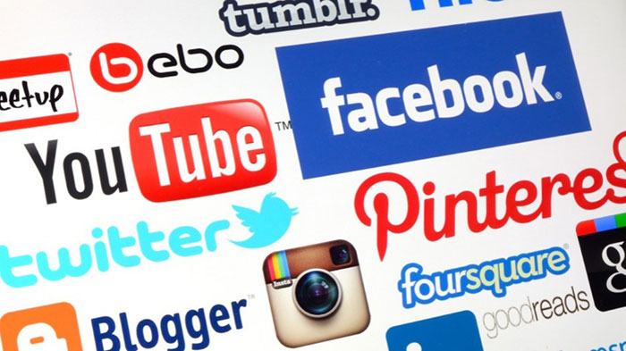 Popular Social Media Platforms And Their Average Active Users