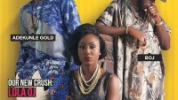 Adekunle Gold, Aramide & Boj Shine on the Cover of Our 13th Issue