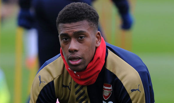 The New Special Kid: Alex Iwobi