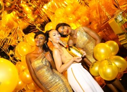 Photos from Moet Imperial Party held in Lagos