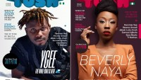Beverly Naya & YCEE Make Bedazzling Appearances On Issue 16