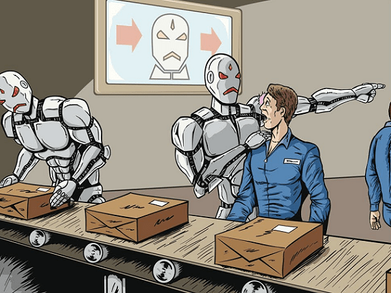 The Rise Of Machines And How They Threaten To Take Your Job