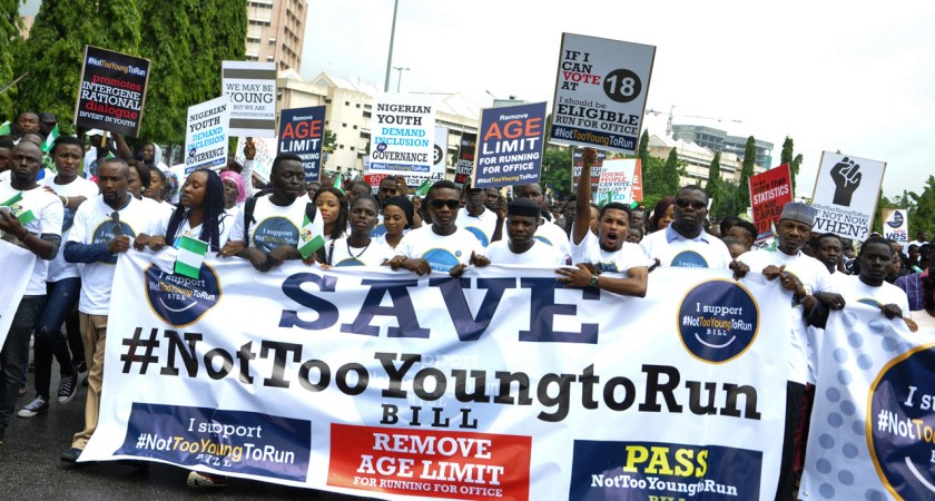 Rethinking Nigerian Youths Politically