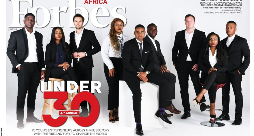 Wizkid, Nasty C, Davido and Others Make Forbes Under 30