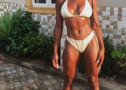 """Lifting Weights Won't Make You Look Manly"" – Sandra Okeke"