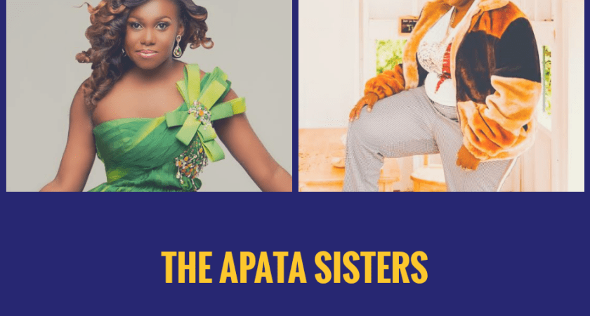 Niniola and Teniola – The Connection Between The Apata Singing Sisters