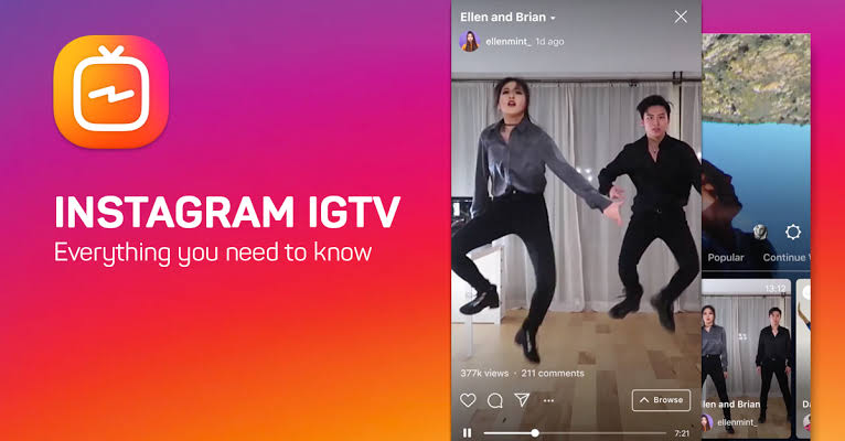 Entry 9 – How Brands Can Benefit From IGTV