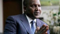 Dangote Is Not A Musician But He's A 'god' To Money Racking Musicians