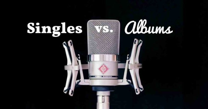 Why Artistes' Preference For Singles Over Albums Is Increasing