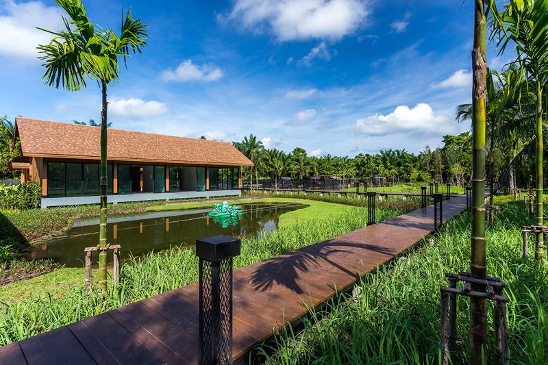 Tusita Wellness Resort Chumphon : Health Garden