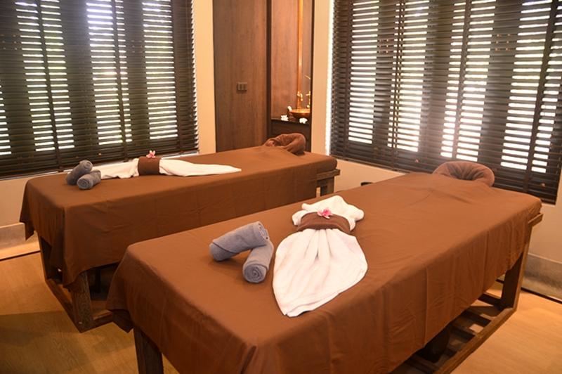 Tusita Wellness Resort Chumphon : Pari Spa